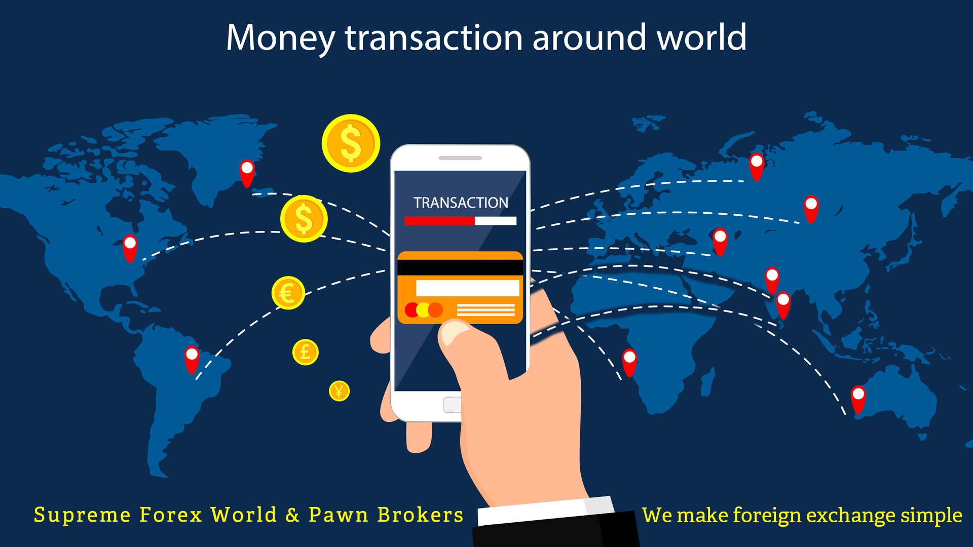 Forex international money transfer